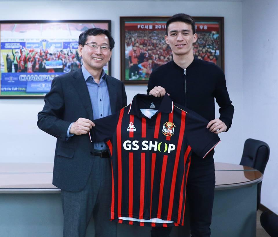 Transfer Profile: FC Seoul Ikromjon Alibaev Alibayev