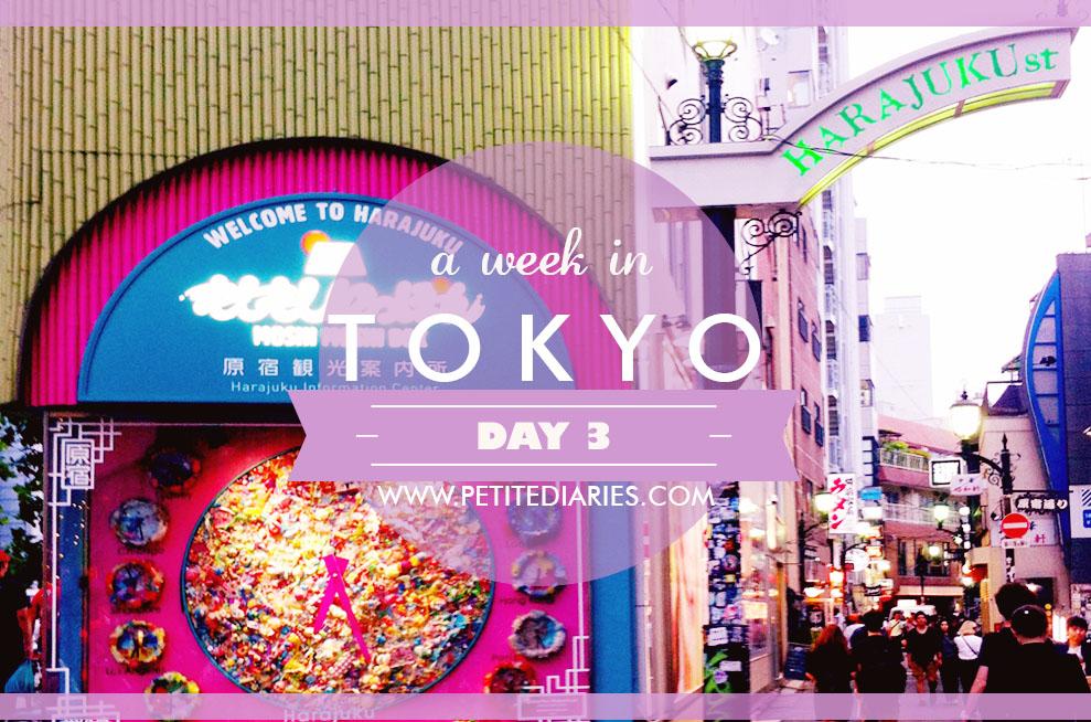 harajuku takeshita dori and omotesando tokyo travel experience