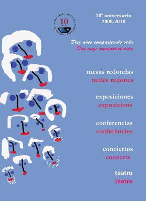 10º aniversario de la Asociación Amics de la Nau Gran