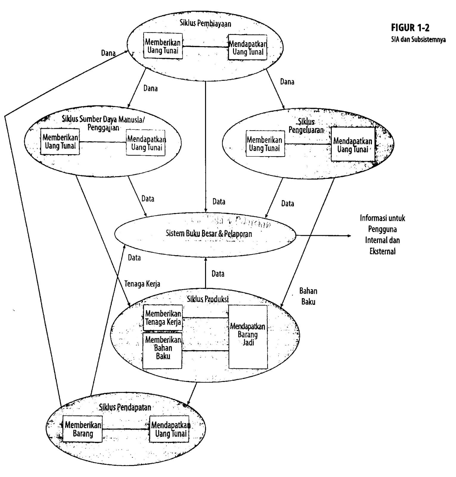 Bab 1 Sistem Informasi Akuntansi Sebuah Tinjauan Menyeluruh