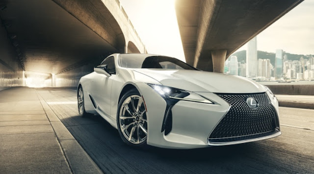 Price of Lexus LC 500 New