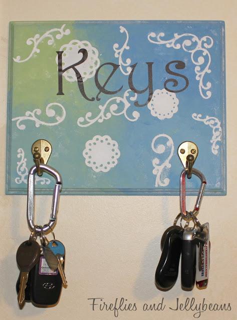Paper Key Crafts