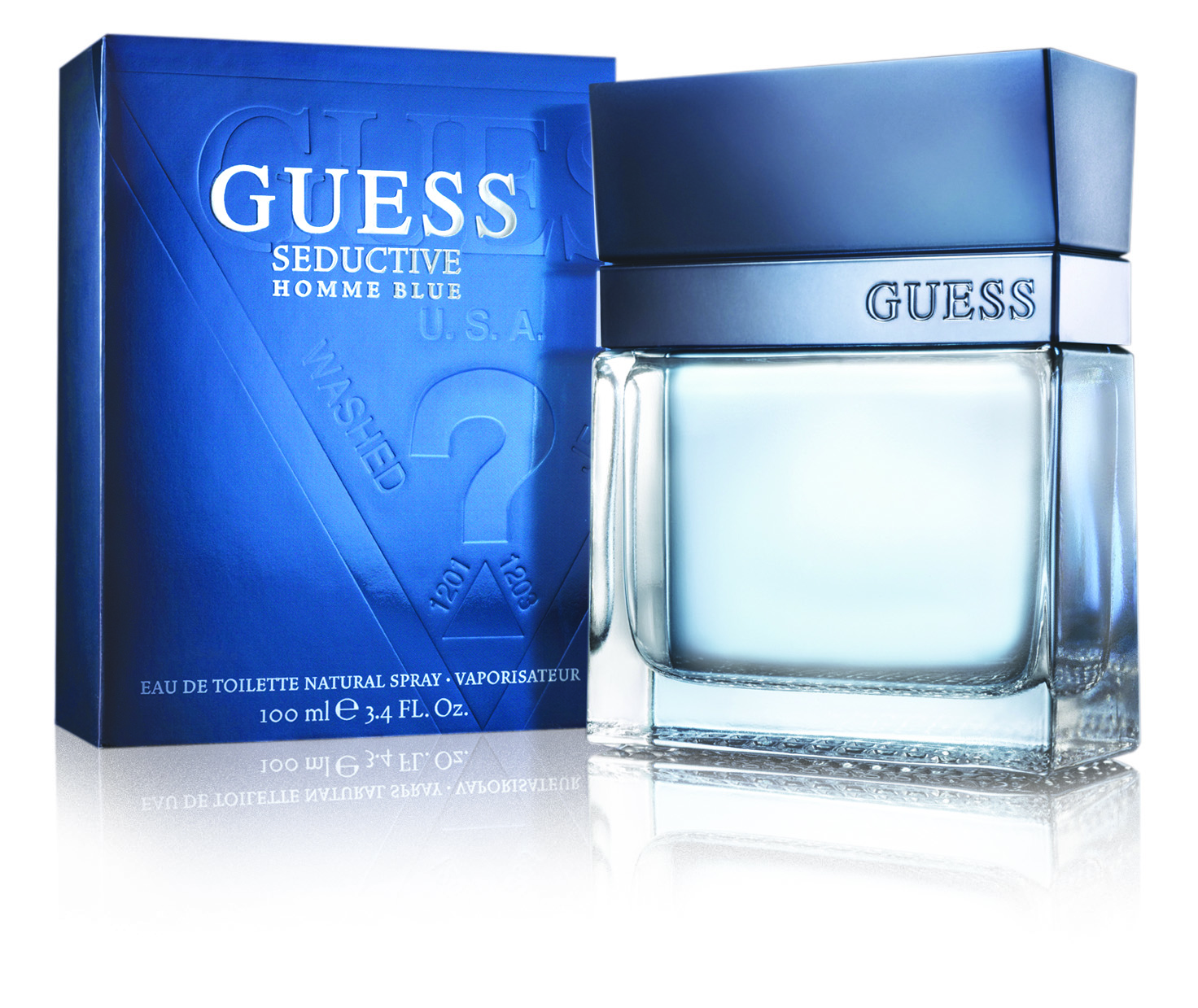 Guess Guess Seductive Homme Blue For Man 1 Indonesia Perfume