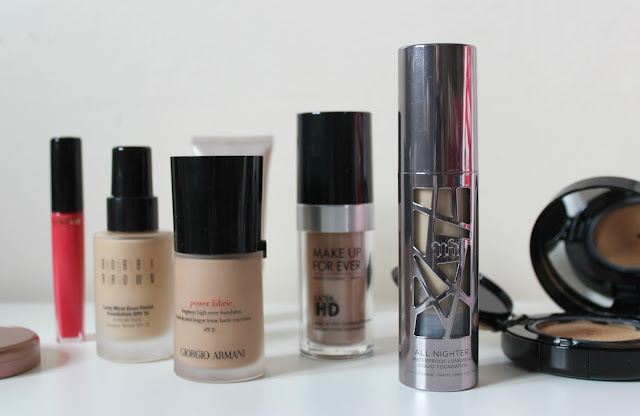 A review of Urban Decay All Nighter Liquid Foundation