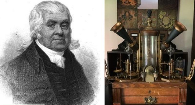H μυστηριώδες μηχανή «Divine Machine» του John Speer