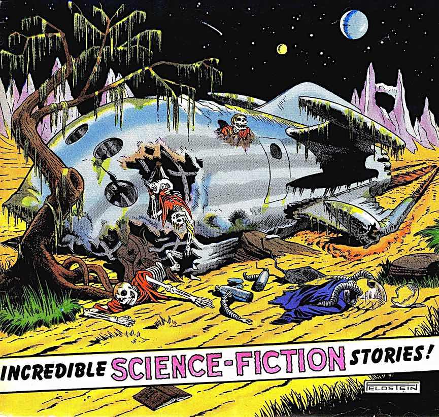 Al Feldstein for EC comics