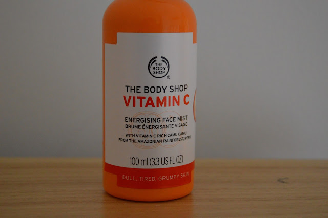 The Body Shop Vitamin C Energising Face Mist