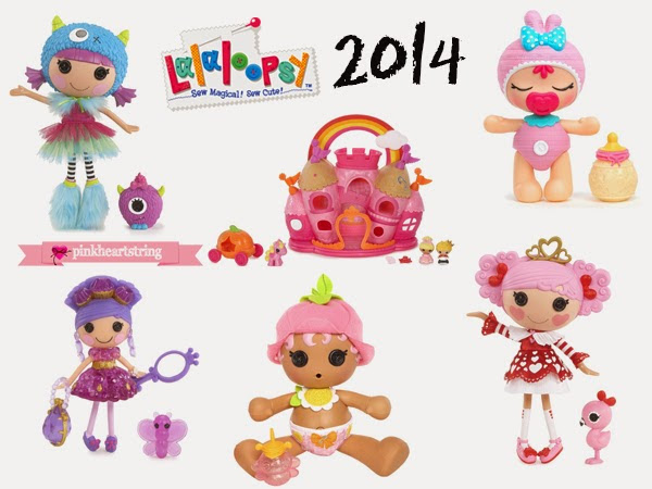 How Lalaloopsy Made Us Happy in 2014