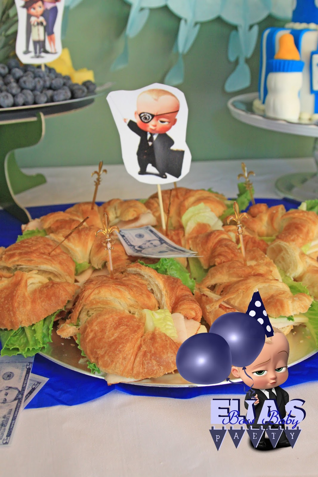 I Do On A Dime Boss Baby Party