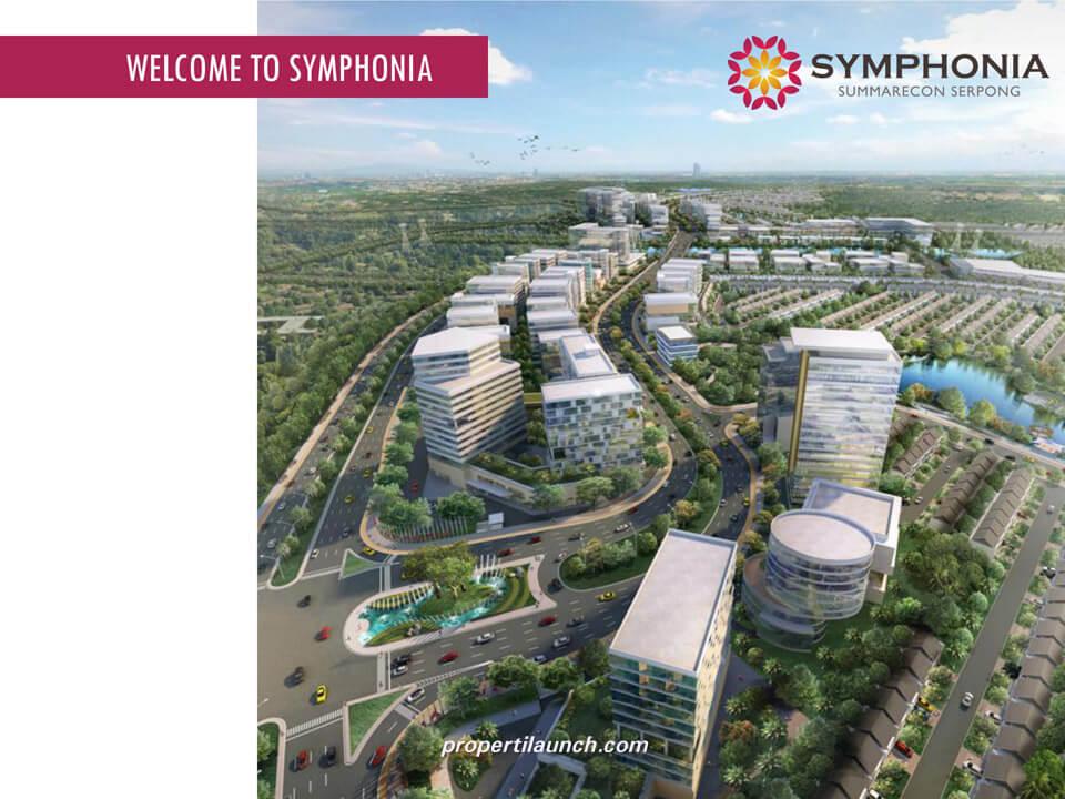 SYMPHONIA Summarecon Serpong
