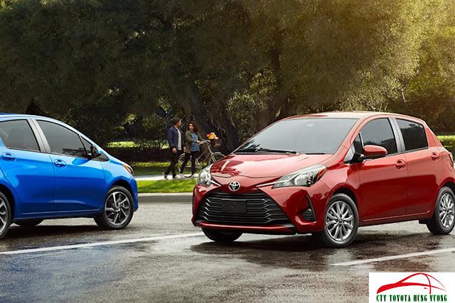 Giá bán, thông số kỹ thuật và đánh giá chi tiết Toyota Yaris 2018 - ảnh 17
