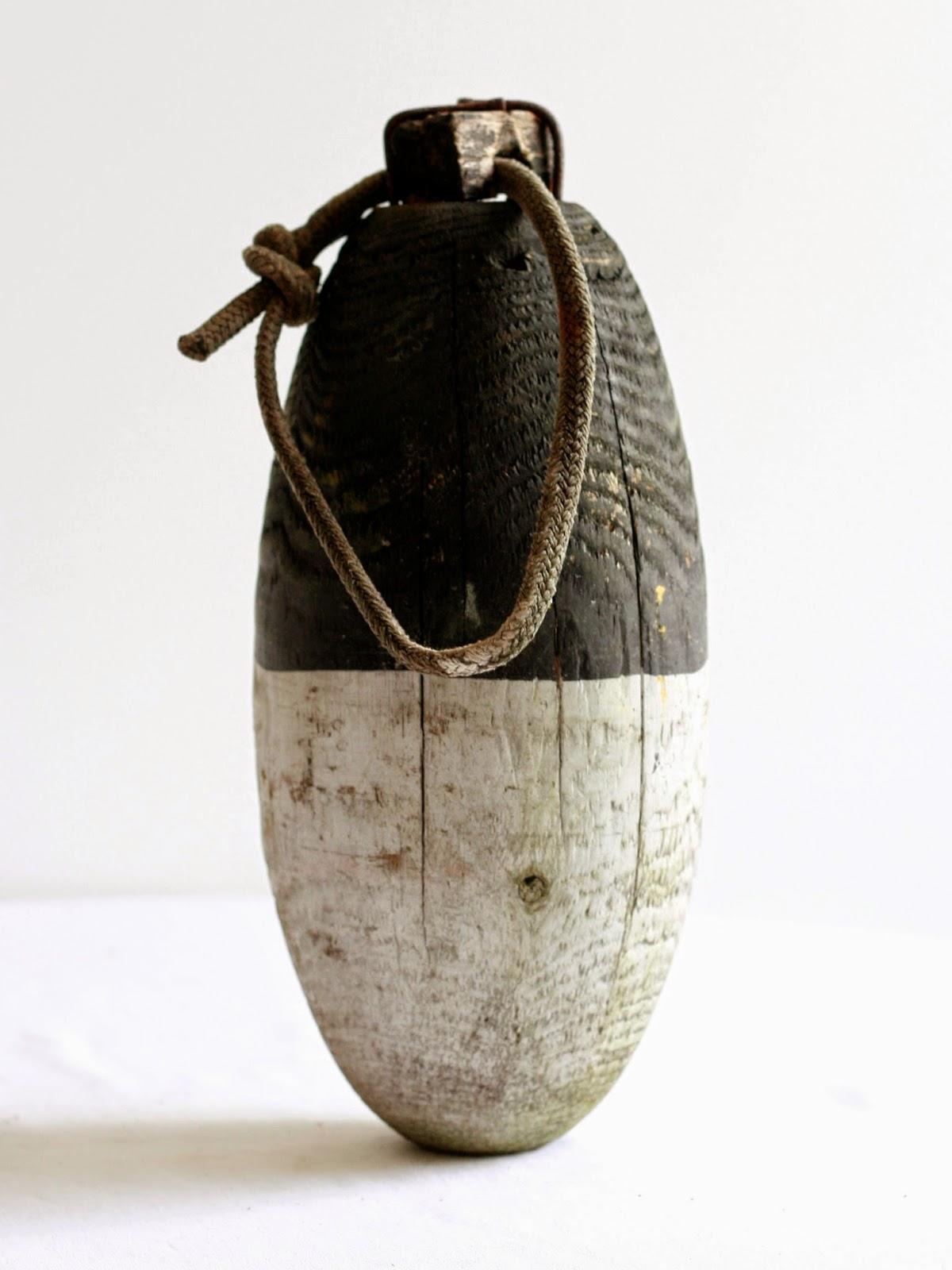 Wooden Lobster Pot Buoys
