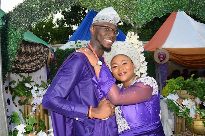Ada and Buzi tied traditional knot in Abatete [Photos]