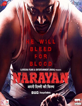 Narayan (2017) Hindi 480p HDTV x264 300MB Movie Download