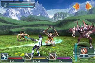 Phantasy Star Online 2 es Mod Apk v2.8.1 (Mod High Damage)