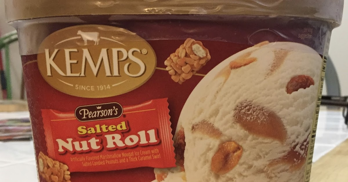 Kemps Pearsons Salted Nut Roll