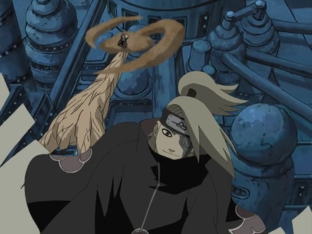 Naruto shippuden episode 4 jinchuriki of the sand / The new worst
