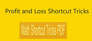 PROFIT AND LOSS SHORTCUT TRICKS AND FORMULA NOTE