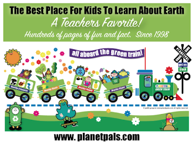 A Green Teachers Helper : Everything you need to teach kids about their world