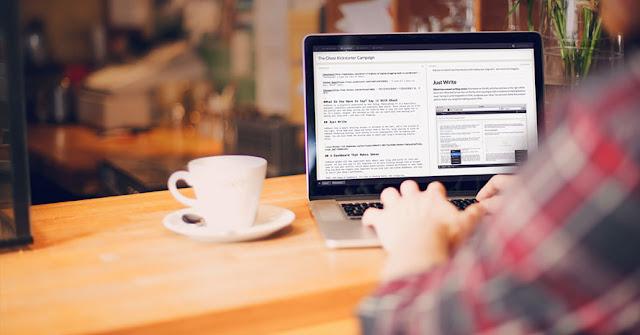 Tips Atau Cara Untuk Menulis Artikel Blog Yang Baik Dan Berkualitas
