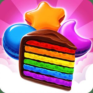 Cookie Jam - VER. 10.30.829 Infinite (Coins - Lives) MOD APK