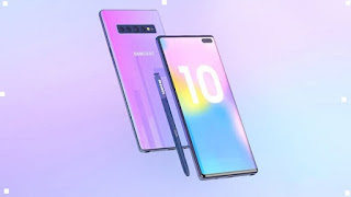 Samsung works on Galaxy Note 10 Pro