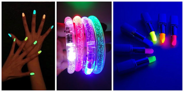 Neon Party Accesories