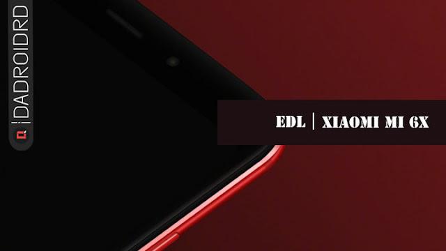 Cara masuk ke mode EDL Xiaomi Mi 6X