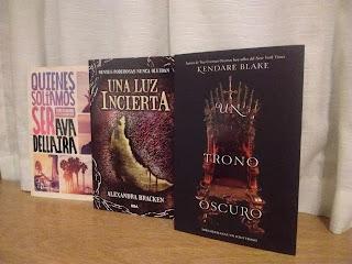 libros del book haul