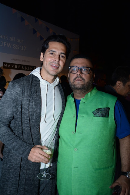 Actor Dino Morea and Manav Gangwani