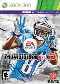 Madden NFL 13 (X-BOX360)