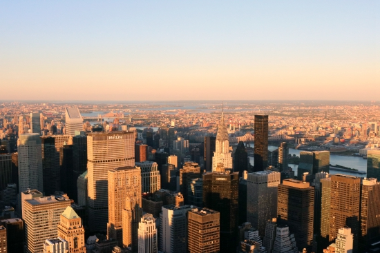 Empire State Building Observation Deck | Chrysler Building | New York City