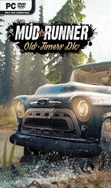 MudRunner Old Timers Free download - MudRunner Old Timers-CODEX