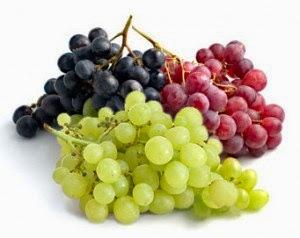 Buah Anggur Berdasarkan Khasiat Alaminya