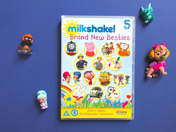 Review & Giveaway: Milkshake! DVD