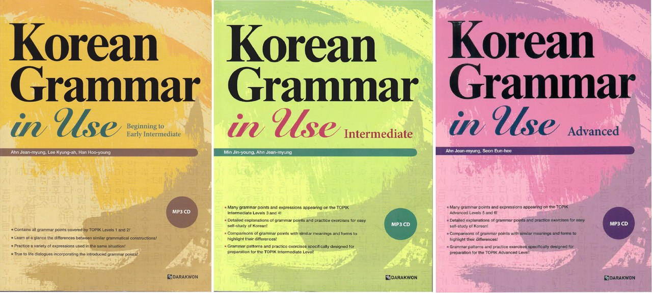 Korean Grammar Book Pdf