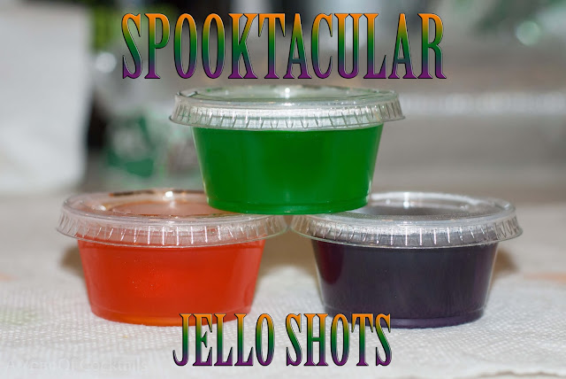 jello shots, jello, halloween, halloween jello shots, fireball jello shots, margarita jello shots