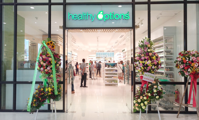 Brighter and Bigger Healthy Options Shop at  SM City Annex Ground Floor, Davao City