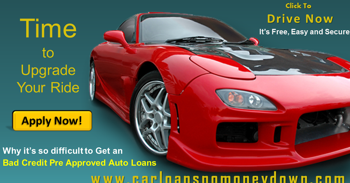 getting pre approved for a car loan with bad credit online today. Black Bedroom Furniture Sets. Home Design Ideas