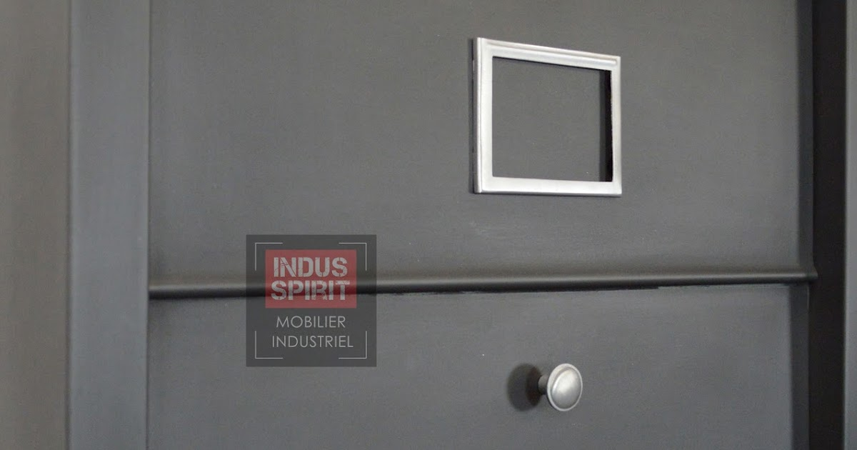 meuble clapet industriel rcb. Black Bedroom Furniture Sets. Home Design Ideas