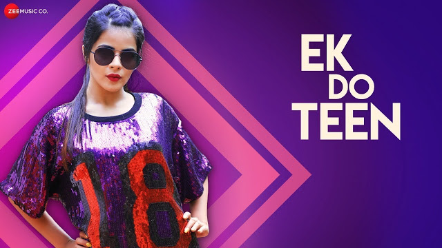 Ek Do Teen (Nikhita Gandhi) Full Song Lyrics - New Bollywood Song