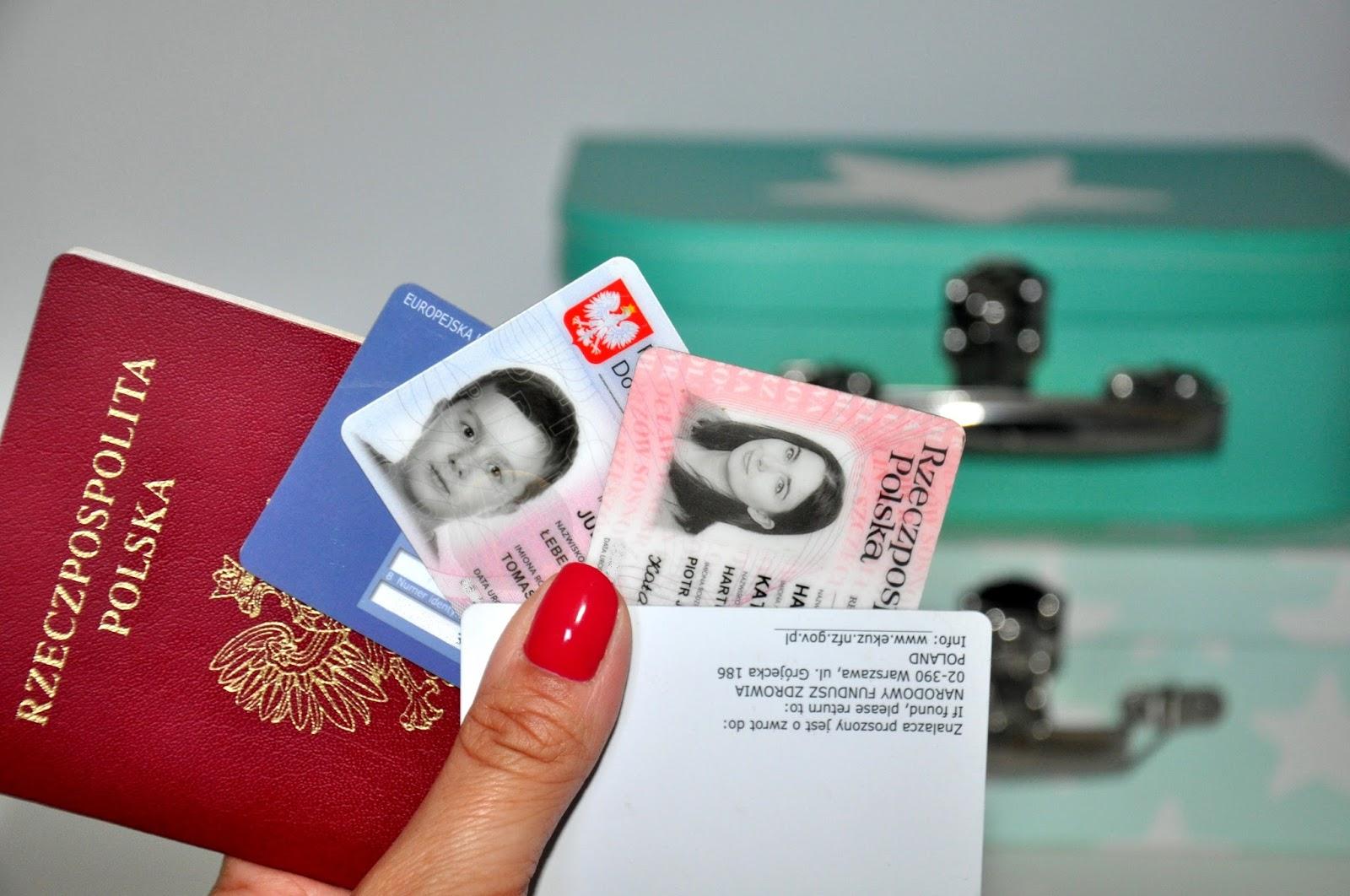 dowód czy paszport