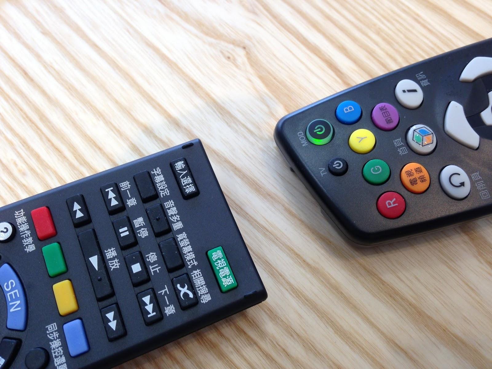 MOD遙控器電視開關設定 MOD303 / MRC30 - 玩物尚誌