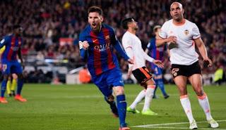 La Liga 2019 : Barcelona vs Valencia live video Stream Today 2nd Feb 2019