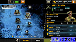 Download Game Drone Shadow Strike v1.3.20 Mod Gold