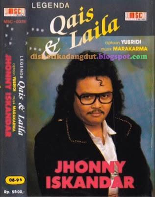 Jhonny Iskandar Qais Dan Laila 1994