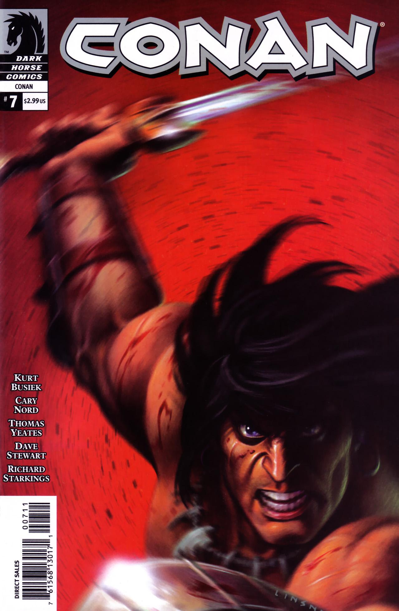 Conan (2003) 7 Page 1
