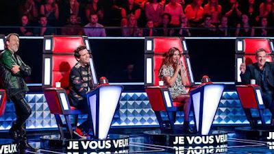 Regarder The Voice 5 sur TF1 depuis l'étranger