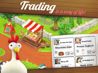 is the most popular farming game on mobiles and tablets  Hay Day Mod Apk v1.29.98 [Unlimited Everything] Free Download