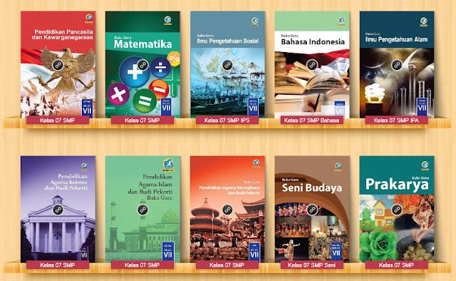 Download LENGKAP Buku Kurikulum 2013 Revisi 2016